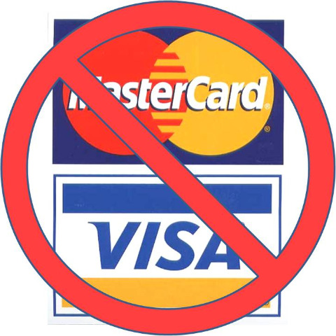 Think Twice Before Using Credit Cards To Pay At PlayOLG Casino